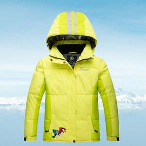 Ski Jacket Kids Brand New High Quality Children Windproof Waterproof Snow Coat Winter Girls Boys Skiing And Snowboarding Jacket Z1128