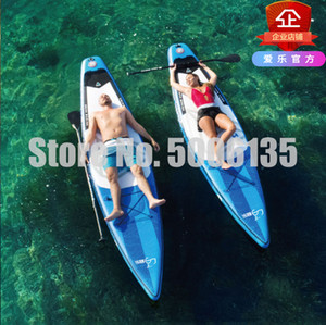 320*80*15cm Water Sport Surfboard Surfing Sup Board ISUP Surf Inflatable Stand Up Paddle Board