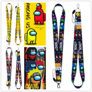 Unter den US-Spiel Keychain Riemen Seil Handy Halsband Lanyard Für ID Karten Schlüsselanhänger DIY Lanyards Hängen Seil Party Geschenk
