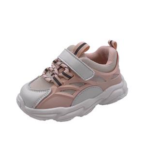 رياضي حذاء طفل صغير رياضة الربيع عارضة الأخفاف لينة الرضع الأحذية المدربين B4137