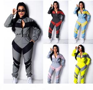 Women Clothes Two Piece Sets 2 piece set womens sweat suits Plus Size Jogging Sport Suit Soft Long Sleeve Tracksuit Sportswear S-2XL