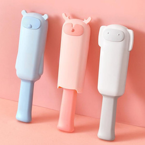 Pet Double-side Dog Combs Dog Cat Hair Cleaning Brush Removing From Furniture Carpets Clothing Self-clean bbyhnj