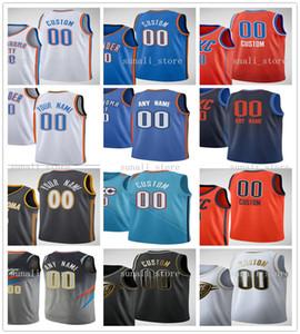 2020 Basket Draft Pick Pick Jerseys Ty Jerome Jalen Lecque Aleksej Pokusevski Theo Maledon Cassius Winston Steven Adams 2 Gilgeous-Alexander