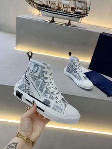 Migliori scarpe in tela stampate personalizzate in edizione limitata, scarpe versatili e basse di moda versatili, con scatola di scarpe da imballaggio originale Consegna 34-45