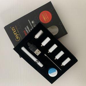 Cyrus Vaporisateur Stylo Starter Kit Stylo Herbe Céramique Céramique Écosse Ecig Vaporisateur Dry Cire Cigarette Vape Cire Nkqaq