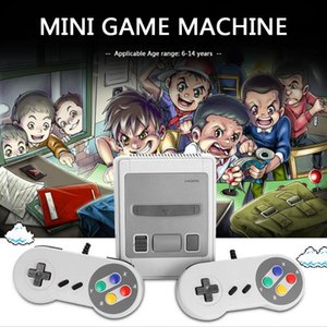 SNES Mini Game Console Double Players Handheld Output Built-in 621 Retro Classic Video Gaming Player