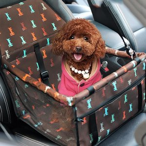 Waterproof Pet Carriers Bag Carrying For Dogs Cats Transportin Pet Basket Travel Dog Car Seat Cover Folding Hammock
