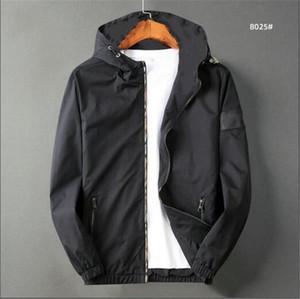 Горячие продажи! Новый бренд куртка мужчины зимняя осень осень тонкий подходит мужская дизайнерская одежда красные мужчины повседневная куртка тонкий плюс размер M-3XL