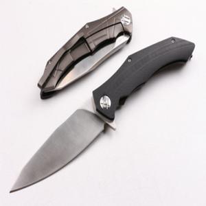 Yeni önerilen savaşçılar (ücretsiz.wolf ihracat kalitesi) bıçak 58-60hrc kamp avcılık bıçak katlanır bıçak 1 adet ücretsiz kargo