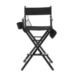 Profesyonel Makyaj Sanatçı Direktörleri Sandalye Ahşap Hafif Katlanabilir Makyaj Sandalye Q1130
