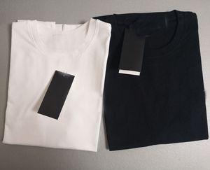 GU024 S-6XL Coton Hommes T-shirts T-shirts Plus Taille Soft Femmes T-shirts Noir Homme Noir Femmes Fashion Drôle Été Cool T Shirts Top Shirts à manches courtes
