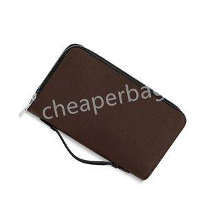 HBP Brieftasche Männer Lange Brieftaschen Falten Kartenhalter Pass XL Brieftasche Herren Geldbörse Zippy Halter Frauen Lange gefaltete Geldbörse Foto Beutel 6688