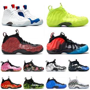 NOUVEAU PENNY HARDAWAY VANDALISÉ PRO VANDES BASKEBALL chaussures de basket fissurées Lava Hommes Femmes Ben Gordon Gym Gym Rouge Beijing Baskets athlétiques 40-47