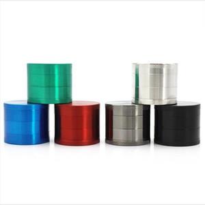 Venta al por mayor-40mm Nuevas herramientas de molienda Accesorios de fumar cóncavos Los amoladores Cubra Metal Grinder Tool Abrasive Tool Fumar Accesorios WQ39