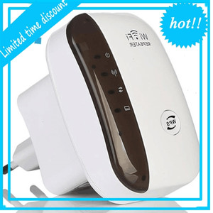 Wireless Extender 300mbps Router Signal Wi Fi Booster Long Range Wifi Repeate Access Point