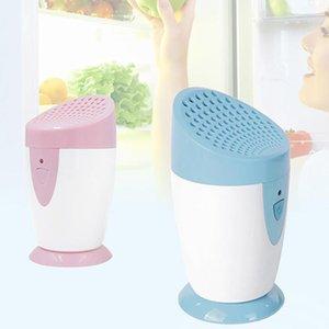 Mini Ozone Generator Deodorizer Air Purifier,Refrigerator Purifier Portable Air Deodorizer for Small Space