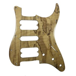 Electric guitar accessories Handmade with pure natural patterns