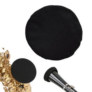 Black Trumpet Alto Tenor Sax Clarinet Bell Cover
