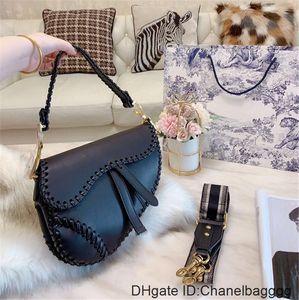 Quality Designer New Saddle Shoulder Luxury Handbag Fashion Waist Bag High CFY2003121