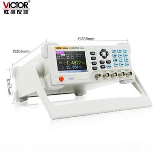 Victory VC4090A High Precision Desktop LCR Digital Bridge Tester Resistance Inductance Capacitance Meter VC4091C