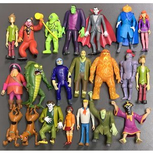 Lot Scooby 50th Anniversary Exclusive 5
