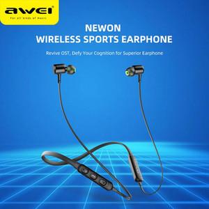 Awei G30BL Neckband Wireless Bluetooth Sport Earphones