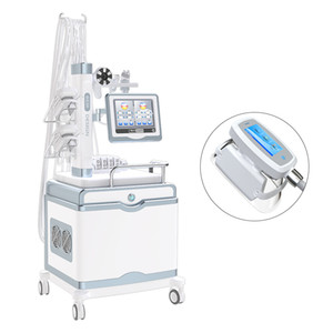 Freezing fat cells cryo slimming machine body contouring radio frequency cavitation treatment laser therapy skin tughtening equipment CTL69