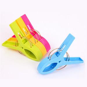 11.5cm Grands Vêtements de couleurs lumineux Clip Clip Plastic Plotel Pieds Pieds à linge à linge à linge de soleil multicolore 153 G2