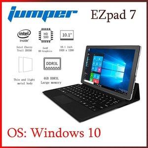 """Jumper EZPAD 7 2 в 1 Таблетка 10.1 """"Intel Cherry Trail X5-Z8350 4GB DDR3 64GB EMMC FHD IPS Tablets Tables 10 Tablet PC1"""