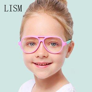 2020 trend blue light blocking glasses kids anti blue light glasses Computer eyeglass frame kids Children's
