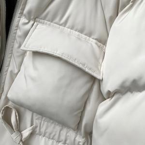 aQvR Sweden mens winter European down jacket coat winterjacke travel overcoat parka puffer jacket coats warm jacket outwear winterjacke XS-2