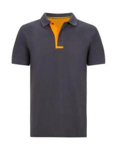F1 Racing Polo Chemise T-shirt à manches courtes à manches courtes en plein air Jersey Sports Sports Logo Personnalisation