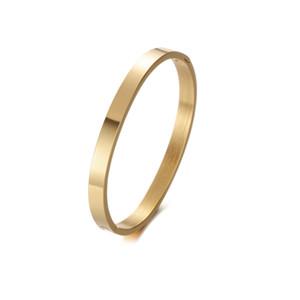 Bracciali da uomo classici di gioielli di lusso di lusso con braccialetto in cristallo moda uomo braccialetto con box originale regalo