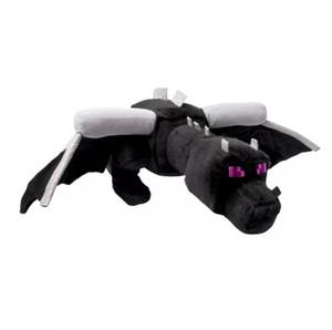 60cm Plush Toy Ender Dragon Ender Dragon Soft Stuffed Pillow Festival TOY GIFT