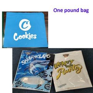 Cookies One Count Bag Настоящая пыленепроницаемая целые деньги Bagg Sharlato 1LB Пахнурный запах Упаковка Упаковка Bag Runtz Easy Filling Fount Упаковочные сумки