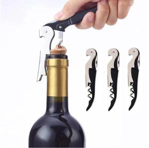 فتاحة زجاجة المقاوم للصدأ البحر الحصان النبيذ المفاتيح المفتاح النبيذ المفتاح أداة متعددة الوظائف سكين النادل فتحات النبيذ أدوات YL1347