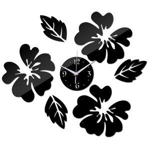 2020 New Arrival Diy Wall Clock Clocks Reloj De Pared Modern Design Horloge Murale Quartz Living Room Geometric Needle Europe