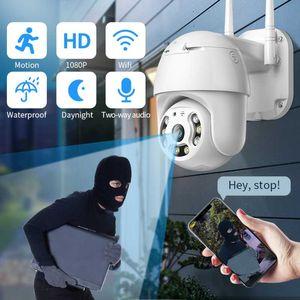 SDeter Security Camera WiFi 1080P Outdoor PTZ Speed Dome Wireless IP Camera CCTV Pan Tilt 4xzoom IR Sorveglianza Movimento Allarme