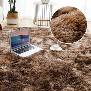 Thick Carpet for Living Room Plush Rug Children Bed Room Fluffy Floor Carpets Window Bedside Home Decor Rugs Soft Velvet Mat
