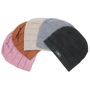 Trendy Men Women Knitted Hat Fashion Pattern Embroidery Ski Warm Winter Beanie Skullies Cap Outdoor hat