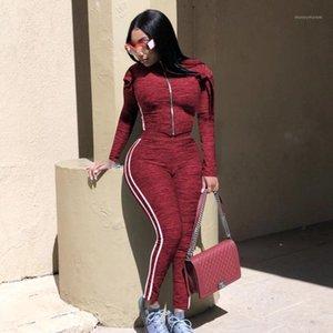 Femme Two Piece Pants Set Chandal Moda Mujer Deportivo Plus Size Roupas Sports Tracksuit Women Autumn Lounge Wear Jogging1