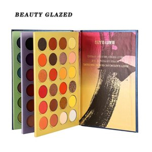 2020 Newest Beauty Glazed Eye Shadow palette 60   72 Colors Eye Shadow Tray Matte Shimmer Glitter Palette Good Pigment Cosmetic