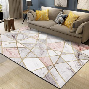 Carpet Modern 3D Living Room Carpet Children Children Play Mat Living Room Corridor Bathroom Floor Mat Household