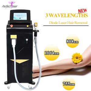 Video manual 808nm diode laser korea machine diode laser hair removal devices hair removal pain machine