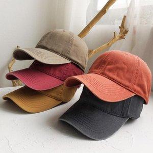 Boné de beisebol Baldauren Mulheres Snapback de algodão conforto de verão Chapéus Casual Esporte Caps Drop Shipping Adjustable Caps