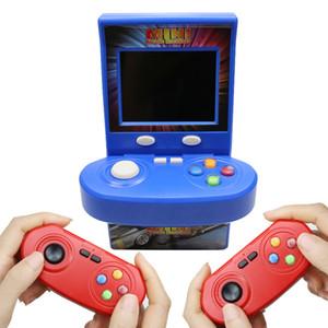 Беспроводные мини портативные игровые приставки могут хранить 100 игр 2.8 дюймов цветной экран ретро портативный игровой коробку двойной игрок для детей подарок 9860