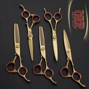 [Boss Favorite] Professional Hair Cut Shear Hairdressing Scissors Salon Barber Scissor Hairdresser Haircut Scissor Shear Case