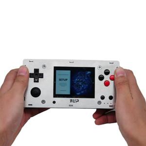 Retro Oyun Konsolu 2.8 inç HD Ekran El Oyunu Oynatıcı Ahududu Pi 3B / 3B ile Uyumlu + Destek Neogeo Arcade Y1123