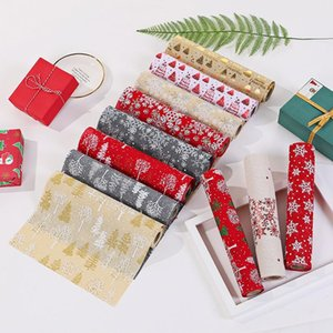 Christmas Table Runner Linen Printed Tablecloth Creative Christmas Table Runner Christmas Table Decorations Xmas Decoration DHB3601