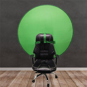 142cm Green Screen Photo Background Photography Backdrops Portable Solid Green Color Backdrop Cloth For Photography Studio